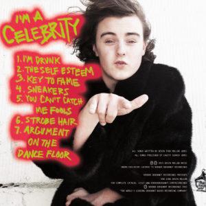 Devin Millar | I'm a Celebrity -- Album Cover Reverse